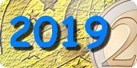 2 euro 2019 list