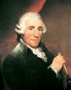 Портрет Й.Гайдна (Томас Харди, 1792)
