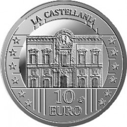 Мальта, 10 евро, 2009, Castellania