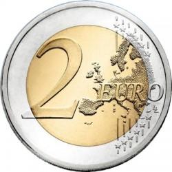 Общая сторона монет 2 евро