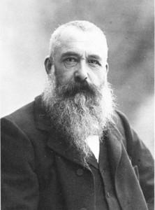 Клод Моне, фотография 1899 г.