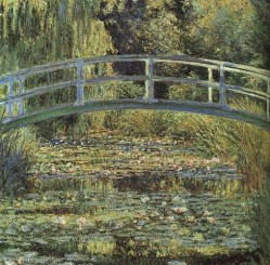Картина «Пруд с лилиями» (1899 г., Национальная галерея, Лондон)