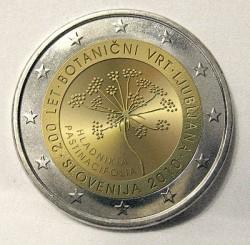 Словенская памятная монета 2 евро 2010 г.
