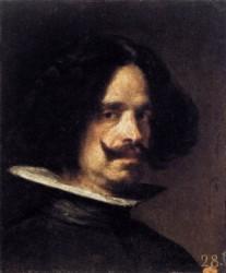 Д.Веласкес, автопортет (1640)