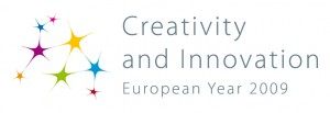 Логотип Европейского года творчества и инноваций