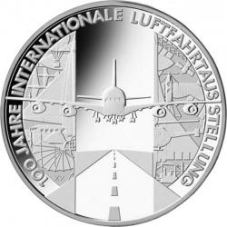 Пурмания 10 евро ILA-2009, аверс
