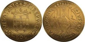 "5 евро ""Justo короля Жуана II"""