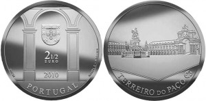 2.5 евро «Архитектурное наследие»