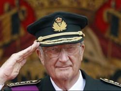 Король Бельгийцев Альберт II
