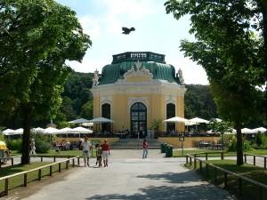 Императорский павильон зоопарка Шёнбрунн