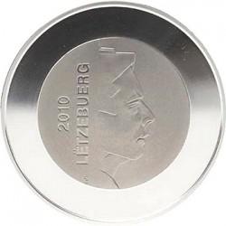 Люксембург 10 евро, 2010 год, аверс