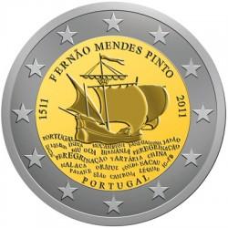 2 евро, Португалия, 2011
