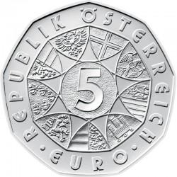 5 евро, 300 лет колоколу Пуммерин