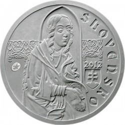 10 евро «Мастер Павол из Левочи»