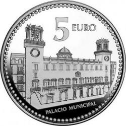 5 евро, Испанские столицы. Аликанте