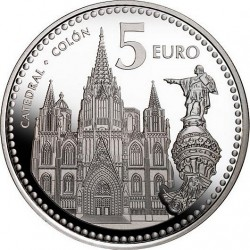 5 евро, Барселона