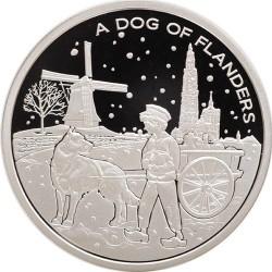 20 евро, Бельгия (Фландрийский пёс)