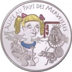 Франция, Алиса в стране чудес, Сказки Европы, 1,5 euro
