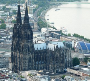 Кёльнский собор (Cologne Cathedral)