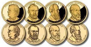 Президентские доллары 2011 года