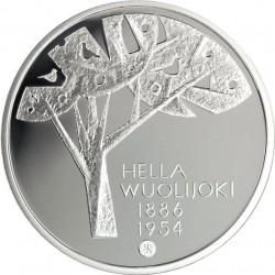 10 euro, Suomi (Hella Wuolijoki)