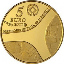 France 2011 5 euro Versailles