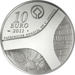 France 2011 10 euro Versailles