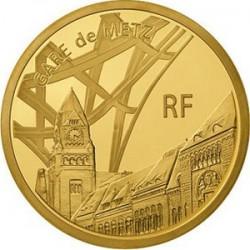 France. 2011. 200 euro. La Gare de Metz