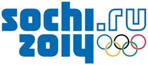 Логотип XXII зимних Олимпийских игр в Сочи