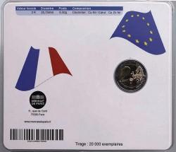 2 евро в буклете (BU)