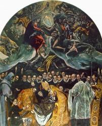 «Погребение графа Оргаса» (1586—1588)