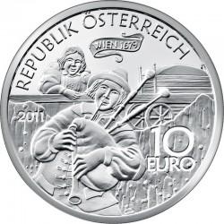 10 euro - 2011 Austria. Der Liebe Augustin