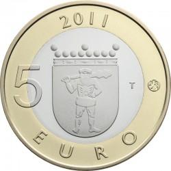 Finland 5 euro 2011 Lapland