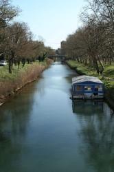Лангедокский канал неподолёку от г.Агд