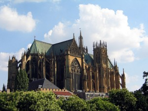 Cathedrale metz