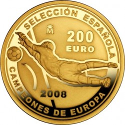 Spain. UEFA Euro 2008
