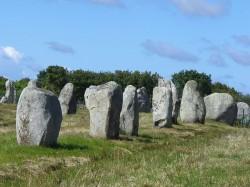 Каменные ряды Ле-Менек