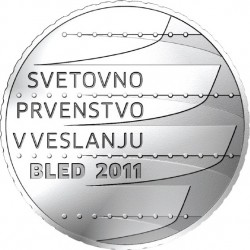 2011 World Rowing Championships. Lake Bled. 30 euro
