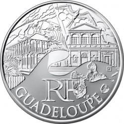 Франция, 10 евро (Гваделупа)
