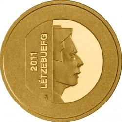 Люксембург, 10 евро (Лис Ренар)