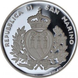 Сан-Марино, 5 евро (Европейские исследователи)