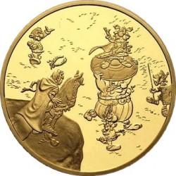 Франция 2007, 50 евро, Астерикс (Asterix)