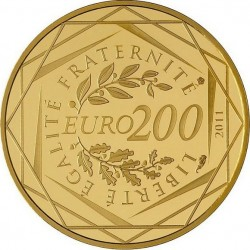 Франция, 200 евро (Регионы Франции)