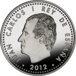 Spain 2012. 10 euro - Juan Gris