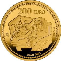 Spain 2012. 200 euro - Juan Gris