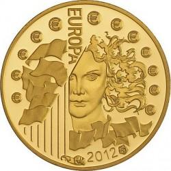 Франция, 2012 (20 лет Еврокорпусу). 5 евро