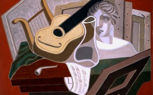 «Стол музыканта» (1926, Центр искусств королевы Софии)