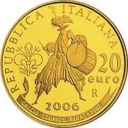 Italy 2006 20 euro FIFA