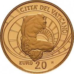 20 euro 2008. Belvedere Torso