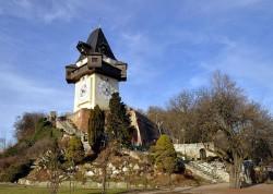 Башня с часами (Uhrturm)